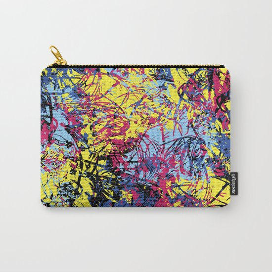 Abstract 6 Carry-All Pouch