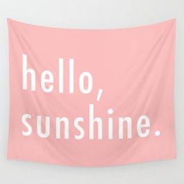 Hello Sunshine Wall Tapestry