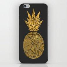 Bullion Rays Pineapple iPhone & iPod Skin