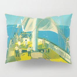 Kazusa Beach Pillow Sham