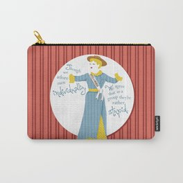 Suffragette Carry-All Pouch