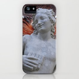 Clóris iPhone Case