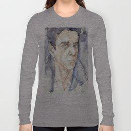 Lou Reed Long Sleeve T-shirt