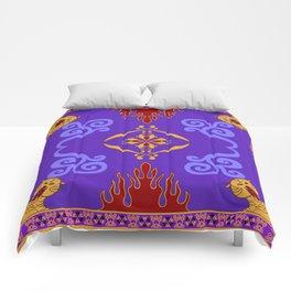 Aladdin's Magic Carpet Comforters