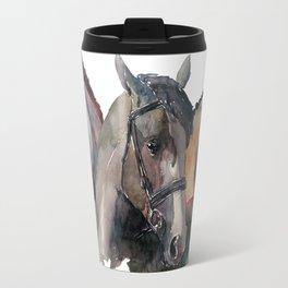 Horses #2 Travel Mug