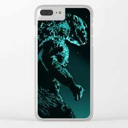 Godzilla 1954 Clear iPhone Case