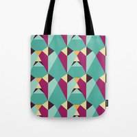 gem Tote Bags featuring GEM by gdChiarts