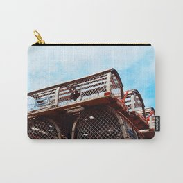 Lobster Trap Stack Carry-All Pouch