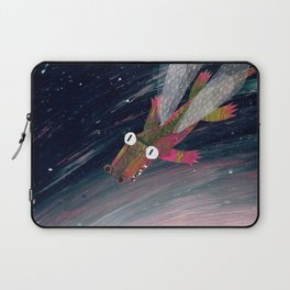 Crocodile Laptop Sleeve