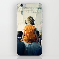 LuLu at Bon Iver iPhone & iPod Skin
