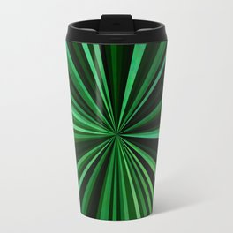 North Texas Green Sun Travel Mug