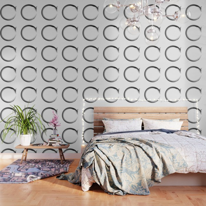 CalmFox Enso Wallpaper