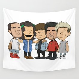 Schulz 1D Wall Tapestry