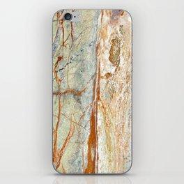 Colorful Textured Granite iPhone Skin