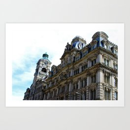 Chamber of Commerce Art Print