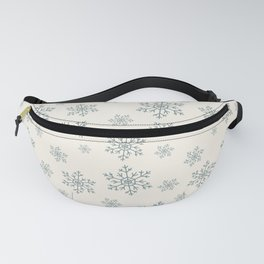 Winter Abstracts 22B Fanny Pack