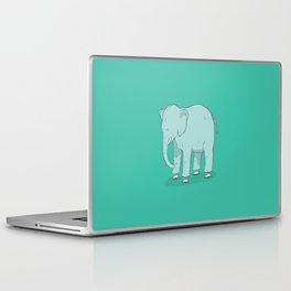 The myth powered levitating elephant Laptop & iPad Skin