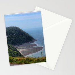 Lynton and Lynmouth, Devon, England Stationery Cards