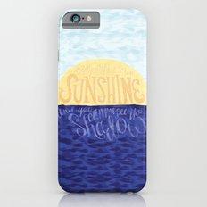 Face the Sunshine iPhone 6s Slim Case