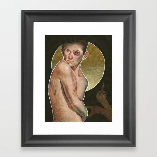 Betterment Framed Art Print