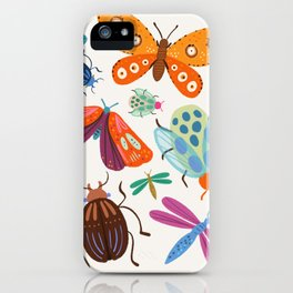 Bug Collective iPhone Case