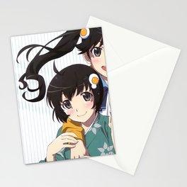 Bakemonogatari Stationery Cards