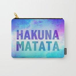 Hakuna Matata III Carry-All Pouch