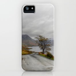 Wastwater Lake District iPhone Case