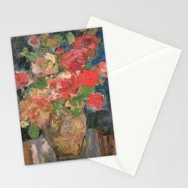 Kida Kinjiro - Roses II (1960) Stationery Cards