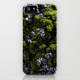 Barnacle Woodlands iPhone Case