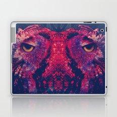 OWLS - Psychedelic | Art | Movement | Pop Art | Abstract | Animals | 70's | Trip  Laptop & iPad Skin