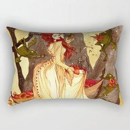 The Goblin Market Rectangular Pillow