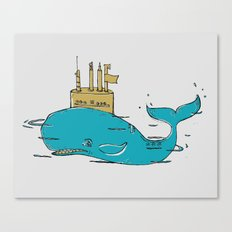 SUBMARINE Canvas Print