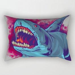 Shark - Natural Hunter Rectangular Pillow