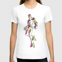 ironman T-shirts featuring Ironman by DmDan