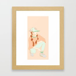 Hype Kids No. 1 Framed Art Print
