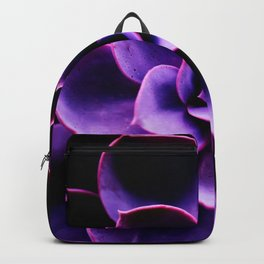 Ultraviolet Succulent Plant #decor #society6 #homedecor Backpack