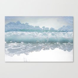 Ephemeral (Wanderlust) Canvas Print
