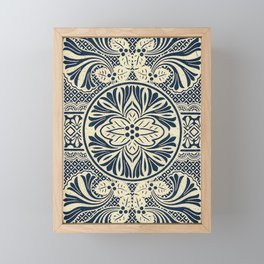 Fifty-seven Framed Mini Art Print