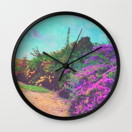 I Will Be With You. I Will Never Leave You. Wall Clock