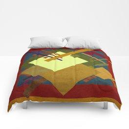 Geometric illustration 14 Comforters
