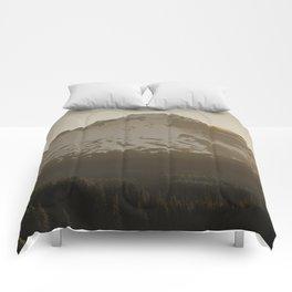 Mountain Moment Comforters