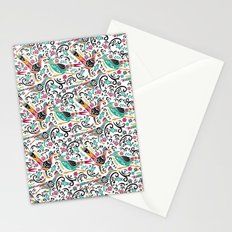 Otomi Roadrunners Stationery Cards