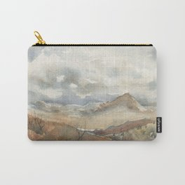 Old Stagecoach route to Nutt Carry-All Pouch