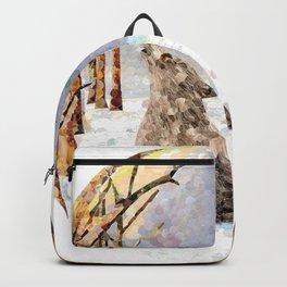 Wolf Serenade Backpack