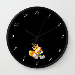Conker Wall Clock