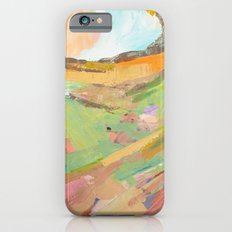 Four Corners of the World  iPhone 6 Slim Case