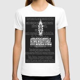 Spn Rite T-shirt