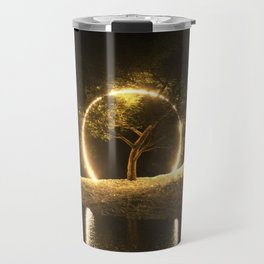 Circle Eagle Travel Mug