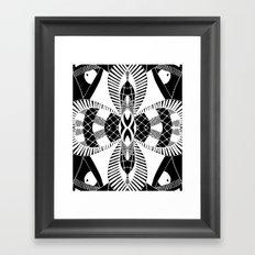 Ubiquitous Bird Collection10 Framed Art Print